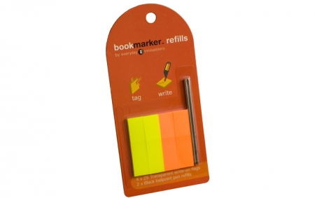 Refill pack for BookMarker